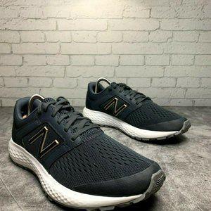 New Balance Womens 520v5 Gray Running Shoes